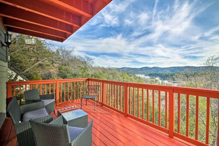 Stunning views+ spacious family home+ beach pass