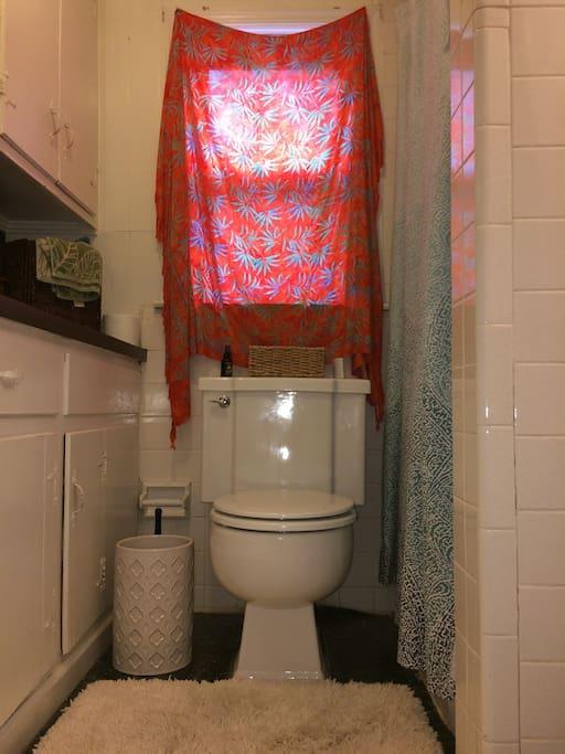 Our little house bathroom :)