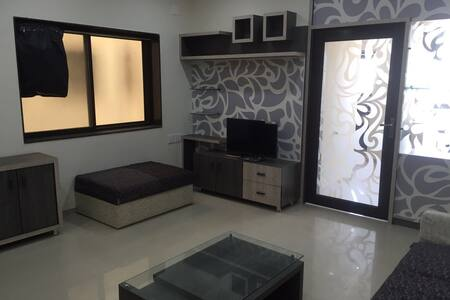 2 Bed Western Modern Flat - Anand