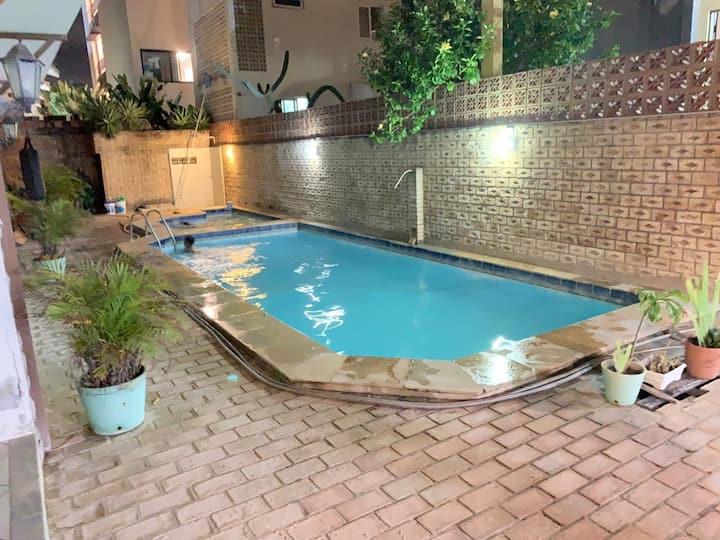 Casa Porto de Galinhas c/piscina a 100 m da praia