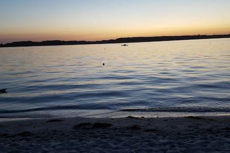 Entspannen an der Ostsee im Grünen ohne Lärm - Timmendorfer Strand