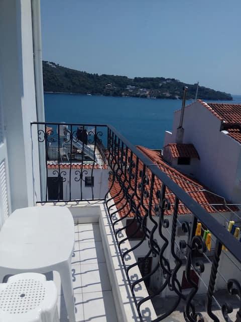 Pokój w pobliżu portu i wszystkie działania !
