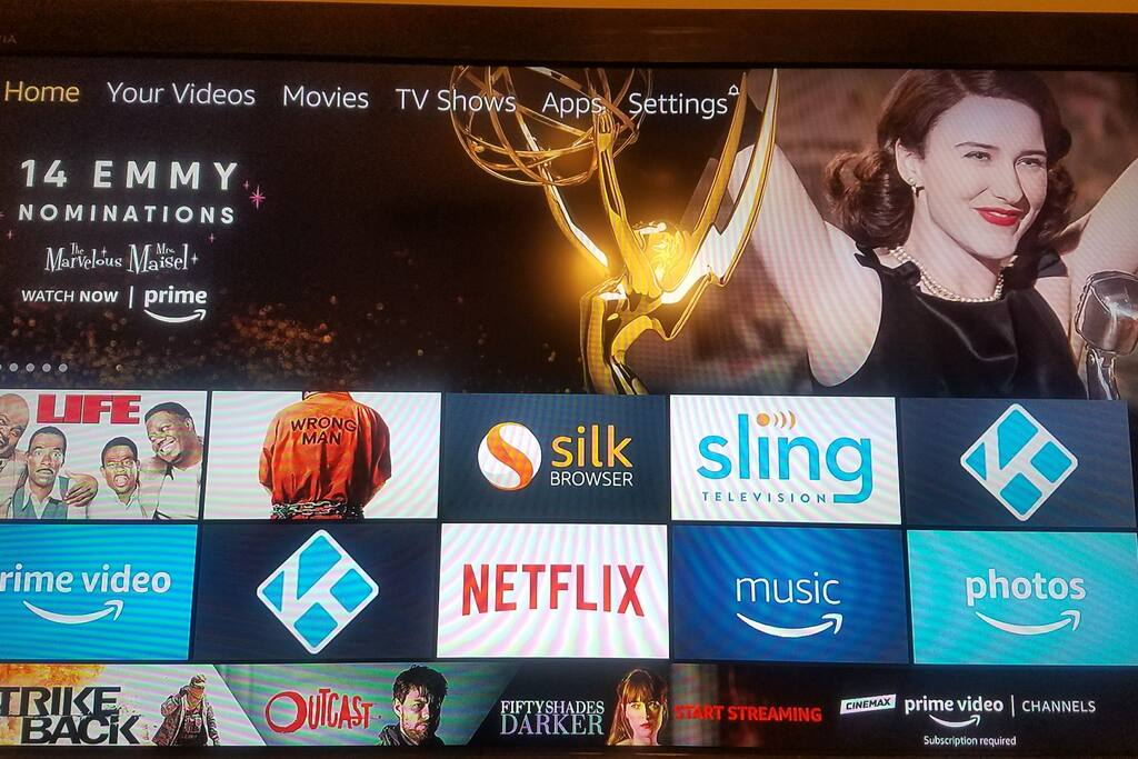 Television-Smart TV
