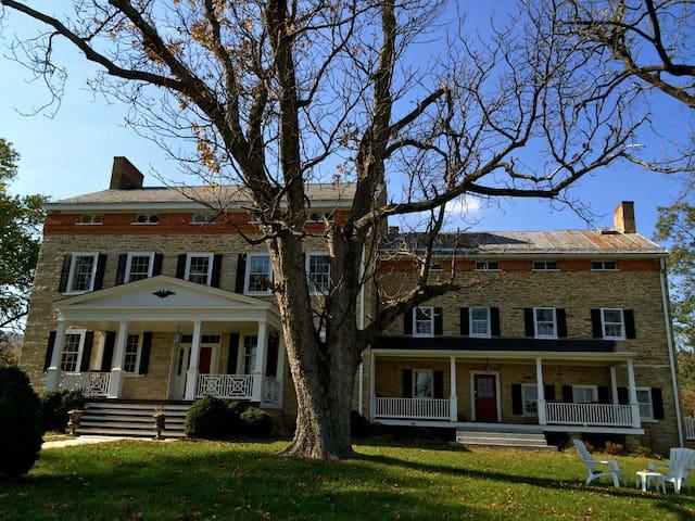 Springfield Manor Winery/Distillery - Thurmont - Bed & Breakfast