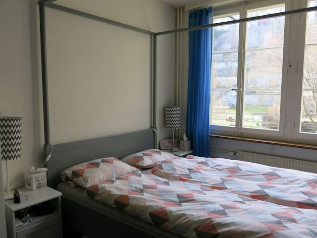 2 Zimmerwohnung in Berner Altstadt - Bern - Apartamento