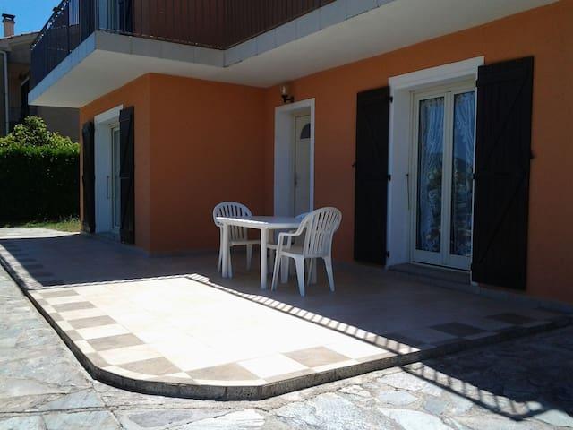 Rez de villa - Sartène - 公寓