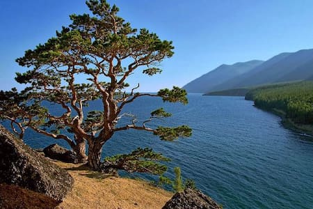 Отдых на Байкале - остров Ольхон