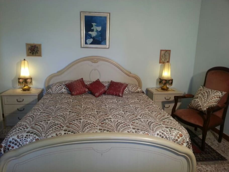 Villa Barco, Romantic Room