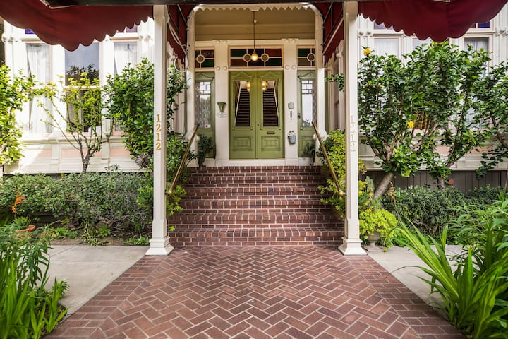 Dollie McKeen Suite in Downtown SLO's Most Historic Boutique Hotel - Complimentary Breakfast