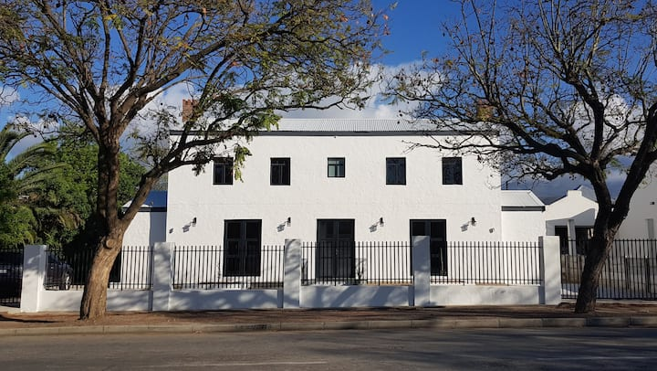 Hayburg House, Pinotage Self-catering apartment.