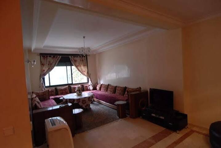 Appartement Haut standing Rabat