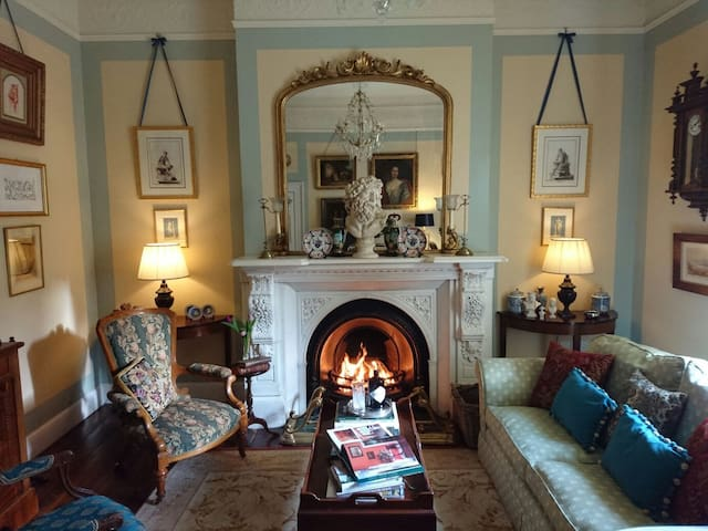 Luxurious accommodation in a charming period house - Dublin - Penzion (B&B)