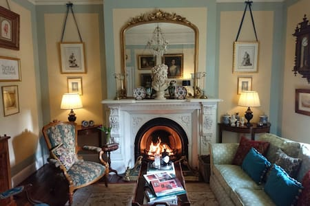 Luxurious accommodation in a charming period house - Dublín - Bed & Breakfast