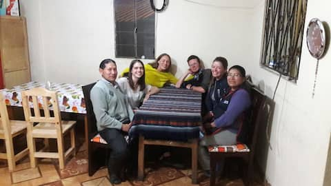 Hostal Backpackers Chugchilan
