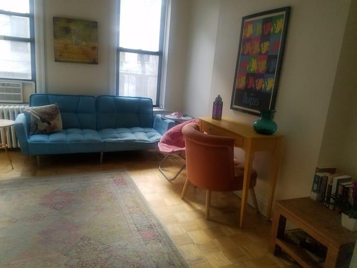 Cozy one-bedroom in a hidden gem neighborhood