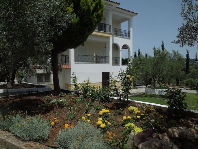 Villa - Epavlis K.