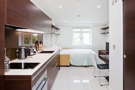EXTRA LARGE LUXURY  LONDON STUDIO - London - Apartment