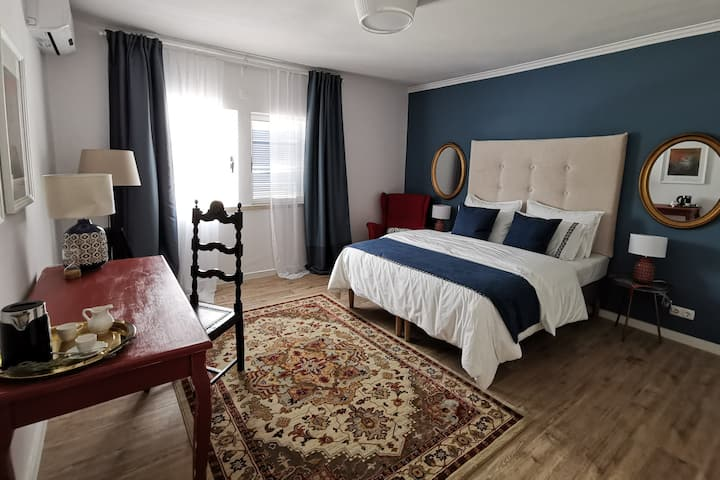 Room #21 in this stylish boutique hotel - Vogue 23