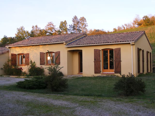 Villa dans le Volvestre