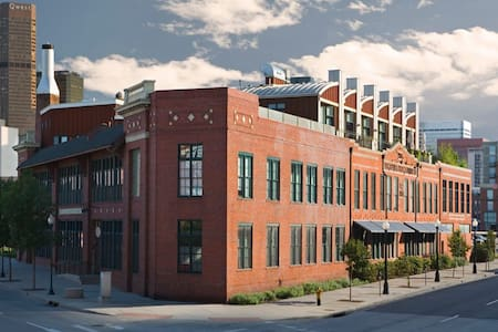 Historic Loft situated in the heart of downtown. - Denver - Loft
