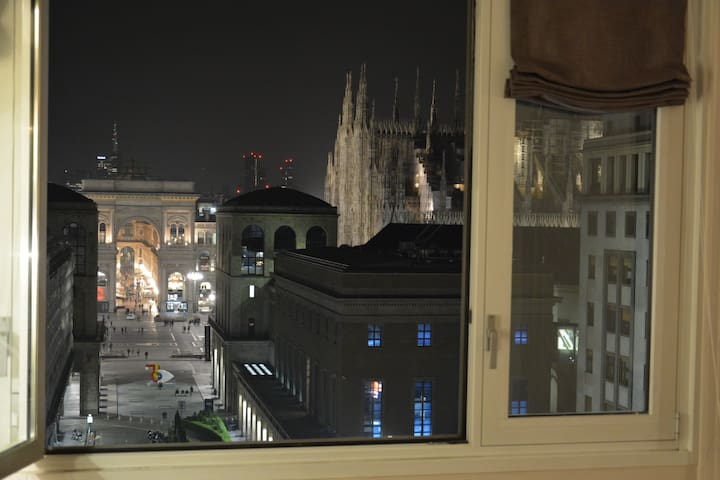Duomo, a loft with a stunning view. - Milano - Loft