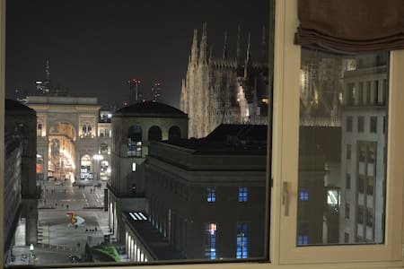 Duomo, a loft with a stunning view. - Milan