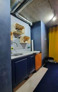 Лютый лофт в центре Звенигорода