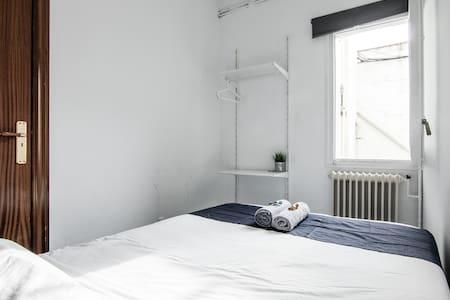 Double room + courtesy breakfast - Barcelona - Apartment