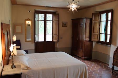 Suite & Balcony - La Cantina Relais - Arezzo