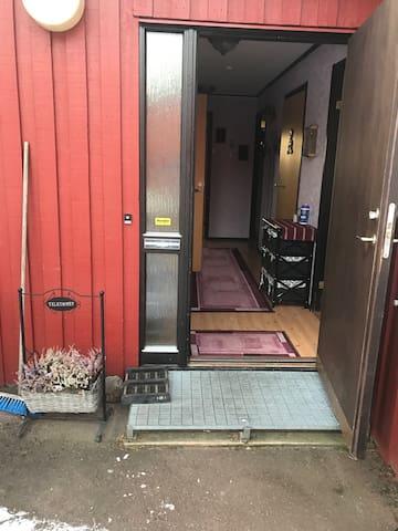 Lägenhet med närhet till det mesta - Mora - 公寓