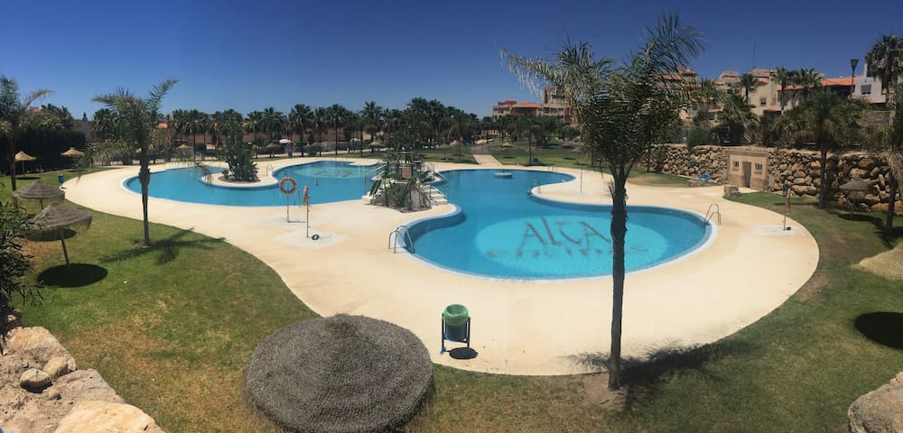 Alta Entinas holiday apartment Spain. - El Ejido - Flat