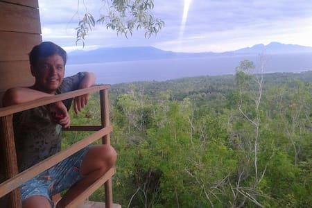 "rumah pohon Nusa Penida "" natural lovely "" - Nusapenida - Luontohotelli"