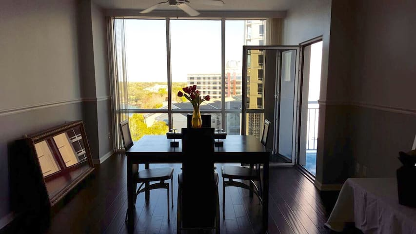 2 bed 2 bath for monthly rentals only