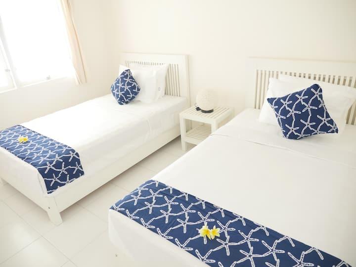 3BDR Starfish Bali House 3 in Denpasar