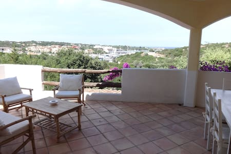 Nice Apartment with seaview, Porto Cervo - Porto Cervo
