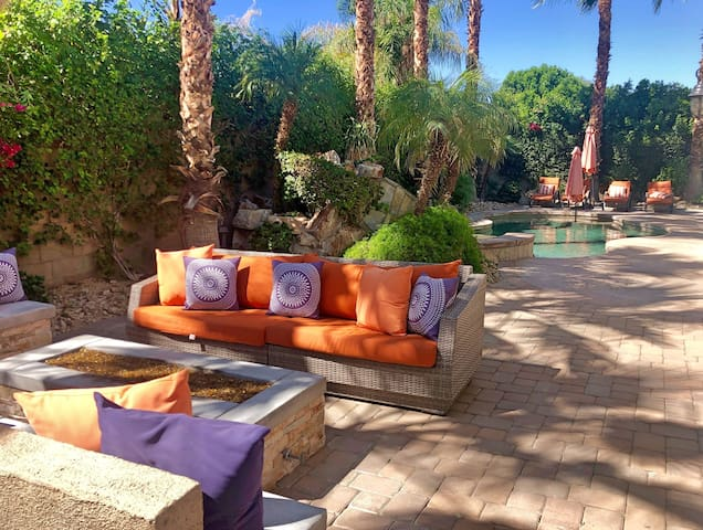 Live, Love, Laugh at NEW Paradise Palm Oasis Home!
