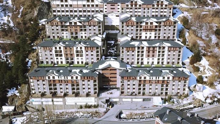 Ribasol 3301 - Gran apartamento de 2 hab. y vistas