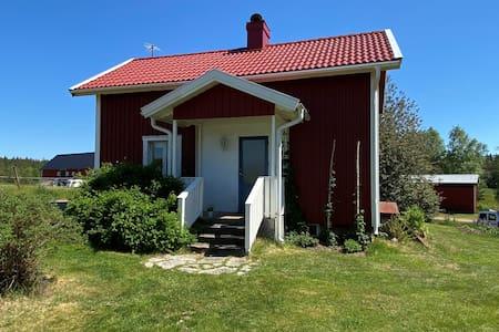 Trivsamt gårdshus i Mulseryd, 25 km från Jönköping
