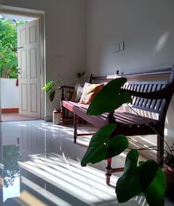 A laid back and serene Mangalorean home