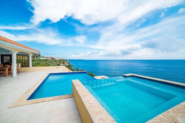 ❃Caribbean Dream❃ with Ocean View Infinity Pool