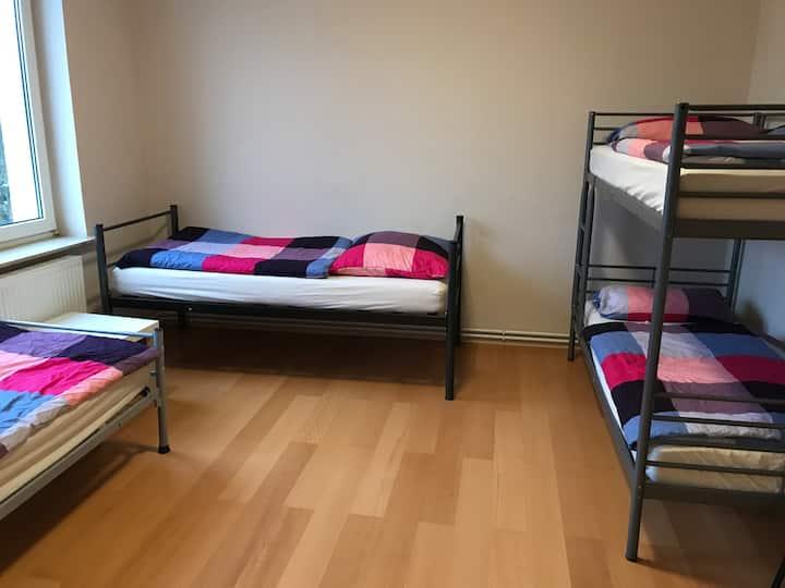 3 Zimmer Wohnung im Zentrum von Neumünster