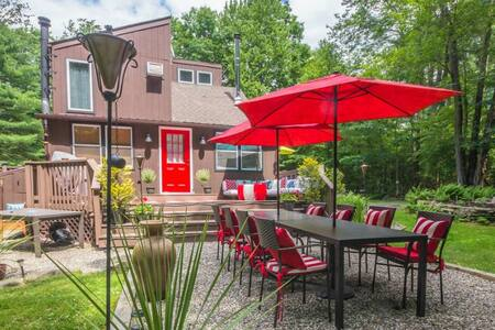 Catskills Cottage 90 mins from NYC on Yankee Lake - Wurtsboro