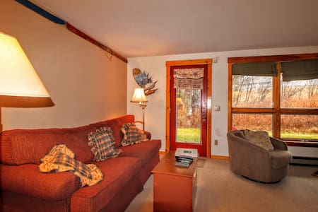 Spectacular Mt Views, Spacious 1BR - Carrabassett Valley
