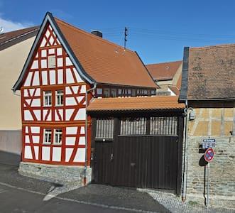 Anno 1728 - Heritage award-winning House - Wiesbaden - Talo