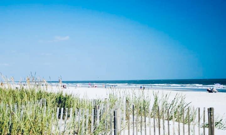 Ocean Dunes Villas, great location by the beach