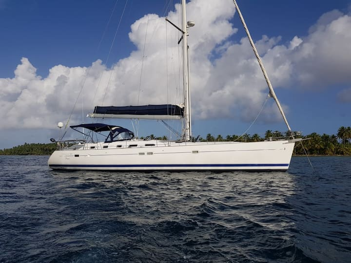 Alojamiento y navegar en velero