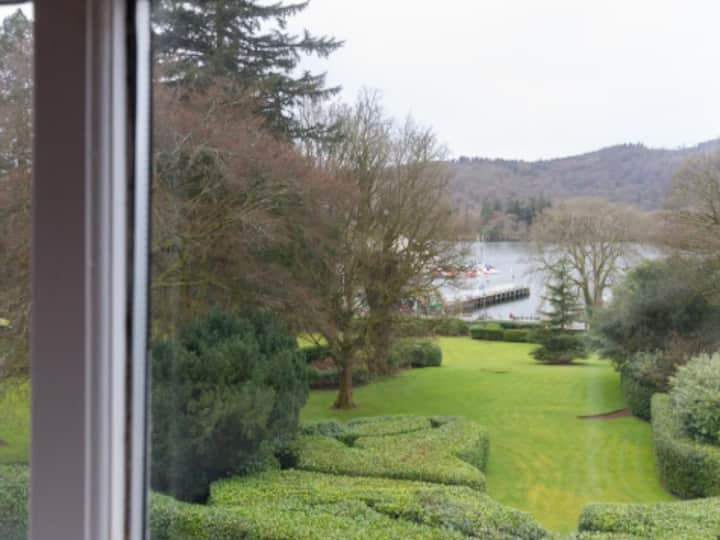 Double Room in Field House Windermere