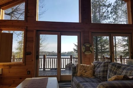 LOST LAKE CHALET (Hawks, MI): Fall dates available!