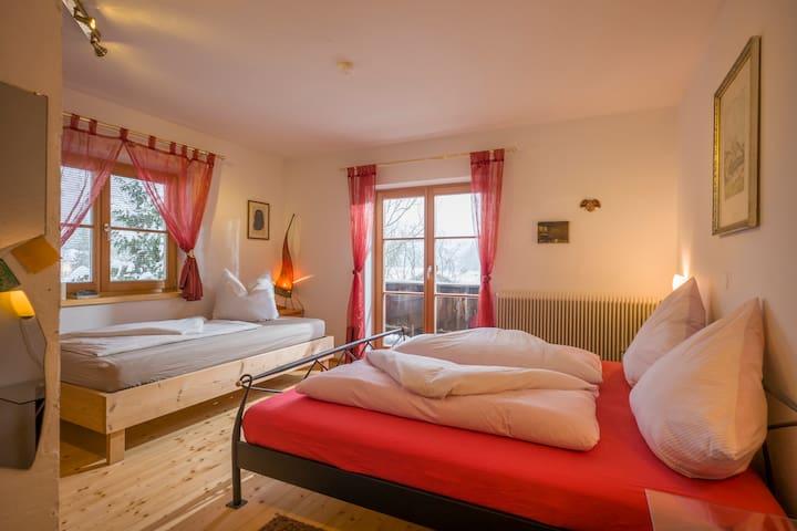 Haus Dionys am Achensee (Tirol, Karwendelgebirge) - Achenkirch - Appartement