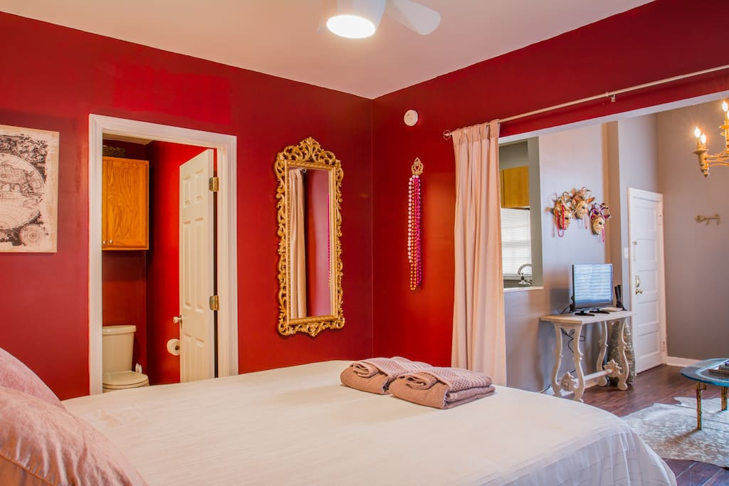 Clean Comfy Apartment In A Fantastic Location In New Orleans Apartments For Rent In New